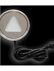 0.4W 6Pcs Waterproof IP67  Led Floor Light With 1Pcs T Cable 1Pcs And 1 Pcs 30W Driver LED Underground lamps