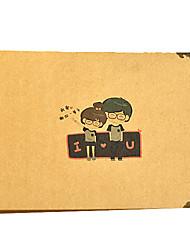 Paste Black Card Inside Design of LOVER Album