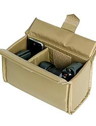 coursier cas appareil photo de doublure imperméable sac à canon / nikon