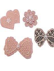 Korean Sweet Bowknot Lace Posted Magic Belt Random Pattern