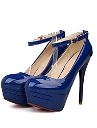 damesschoenen ronde neus stiletto hak pompen schoenen meer kleuren beschikbaar