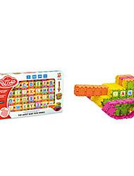 blocos de construção para set de ensino-78 peças