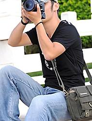 ein-Schulter-wasserdicht photography Paket für Canon / Nikon D7000 / D90 / 600d / 550d / 60d (Größe: S)