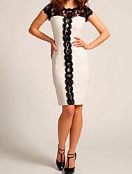 tamanho vestido de renda das mulheres bodycon ykx