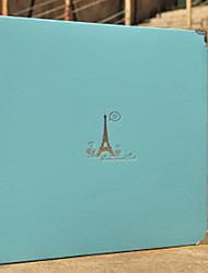 Korea Inner Ring Handcraft Iron Tower Sick Photo Album28*28*6cm