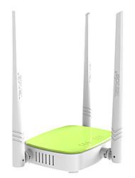 tenda N317 300m através da parede wi-fi sem fio / roteador com fio