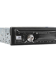 1 DIN Universal-abnehmbares Bedienteil-Auto-DVD-Player mit DVD-Player, FM, USB, SD