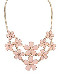 European Style Sweet Fresh Flower Necklace(More Colors)