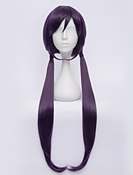 Cosplay Wigs Love Live Cosplay Purple Long Anime Cosplay Wigs 90 CM Heat Resistant Fiber Female