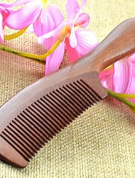 High Quality Red Sandalwood Wooden Comb