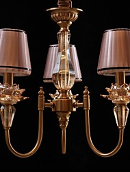 New Products 2014 Modern Chandeliers 3 Lights