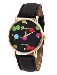 Мулан пу часы gnv023 # черный