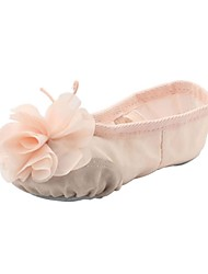 Ballet Kids'/Women's Flats Canvas Flower Dance Shoes (More Colors)