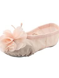 pisos / de las mujeres de ballet para niños lienzo zapatos de baile de la flor (más colores)
