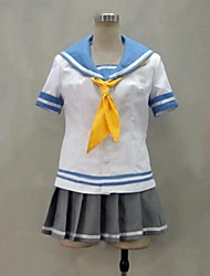 inspiré par Kantai collection Hamakaze costumes de cosplay