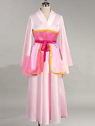 inspirado por gyokuen magi trajes ren cosplay