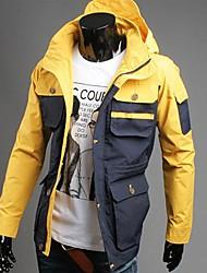 Men's Long Sleeve Jacket , Others