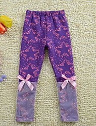 Girl's Leggings,Galaxy Cotton Winter / Spring / Fall