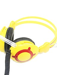 jm-807 usando anti-violência microfone headset (cores sortidas)