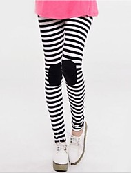 Maternity's New Patch Stripe Fashion Pregnant Legging