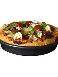 Hong Yuan® 6 Inch Aluminum Alloy Epidural Pizza Pan