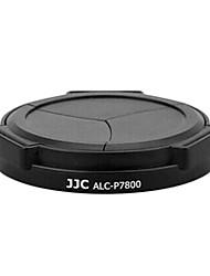 alc-p7800 tapa de la lente automática JJC para p7800 p7700 nikon