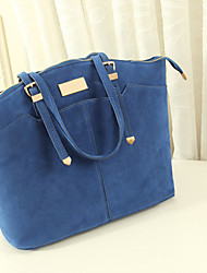 Lady Fashion High Quality PU Leather Tote/Crossbody Bag