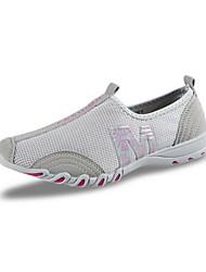 Chaussures femme ( Noir/Pourpre/Gris ) - Nylon - Marche