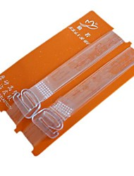 transparentes silicone invisibilité bretelles de soutien-gorge de la femme