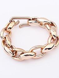 European Style Gold-plated Simple Joker Bracelet