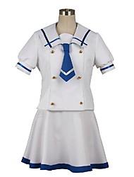 inspiré par l'ordre est un lapin? chino costumes de cosplay kafu