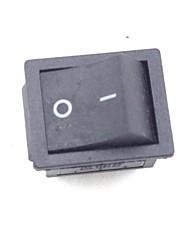 250v interruptor basculante de 6 pines 20a 15 piezas