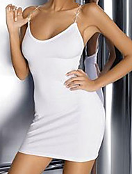 poliéster comprimento curto-sleepwear conjuntos mais cores disponíveis