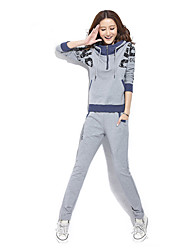 Women's Suits , Cotton Casual QiAo