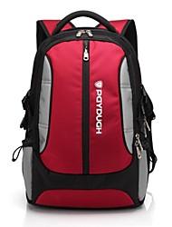 zaino da viaggio borsa del computer portatile da 15 pollici zaino casuale maschio sacchetto di scuola grande studente