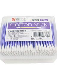 200Pcs Makeup Cotton Stick