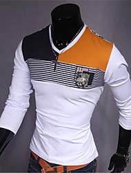 Men's Casual Fashion Slim T-Shirt