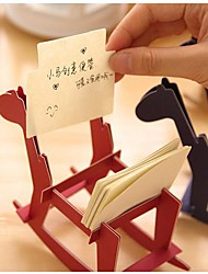 Rocking Horse Frame Note Set(Random Color)