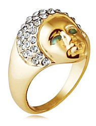 Ms Image Symbol Fashion Beautiful Ring