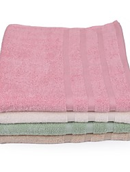 Thouse® Plain Satin Bath Towel(100% Cotton ,60*120cm)