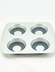 POP PAN Metal with Silicone Parts Non Stick And Easy Release Big Muffin Pan