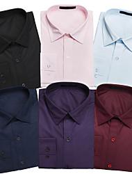 7-Piece Long Sleeve Shirts Combo