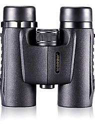 visión de alta potencia noche worbo 10x32 hd prismáticos impermeables telescopio estándar militar