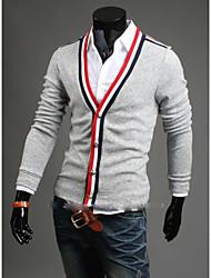 moda bainha tricô revestimento dos homens manmax