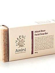 [Amini] Natural atopy skin major care handmade product Adzuki Bean Facial Soap Bar