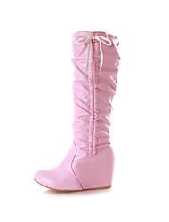 Lobo Women's Inside Heel Cute Long Boots