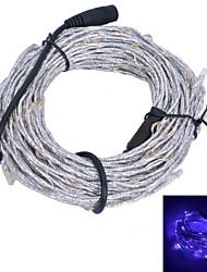 xinyuanyang® estilo de vid 180x0603 SMD 10.8w 900lm luz púrpura tira flexible de luz led - plata + negro (12v)