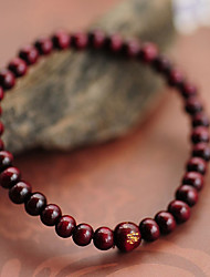 suofeiya de style chinois perles de bois de santal rouge bracelet_s2 couleur de l'écran