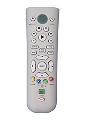 dvd controle remoto de mídia universal para Microsoft Xbox 360 console de videogame
