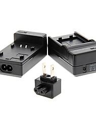 4.2V Battery Charger+ North American Standard Plug+ Battery Charger for GE(Vivitar) BG-20